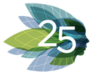 25th anniversary of NIH ORWH logo